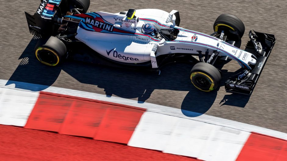 Valtteri Bottas, Williams, Circuit of the Americas, 2016