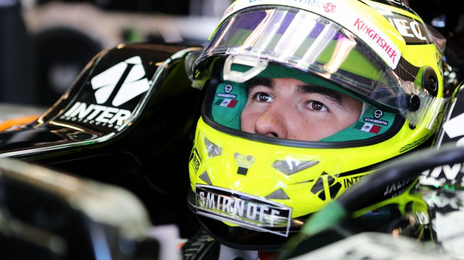 Sergio Perez, Force India, Circuit of the Americas, 2016