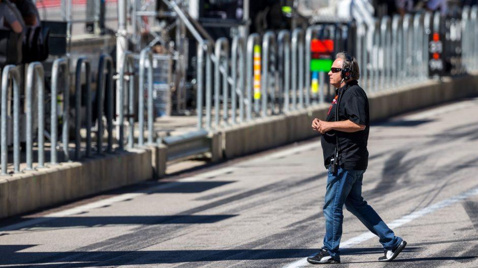 Gene Haas, Haas, Circuit of the Americas, 2016