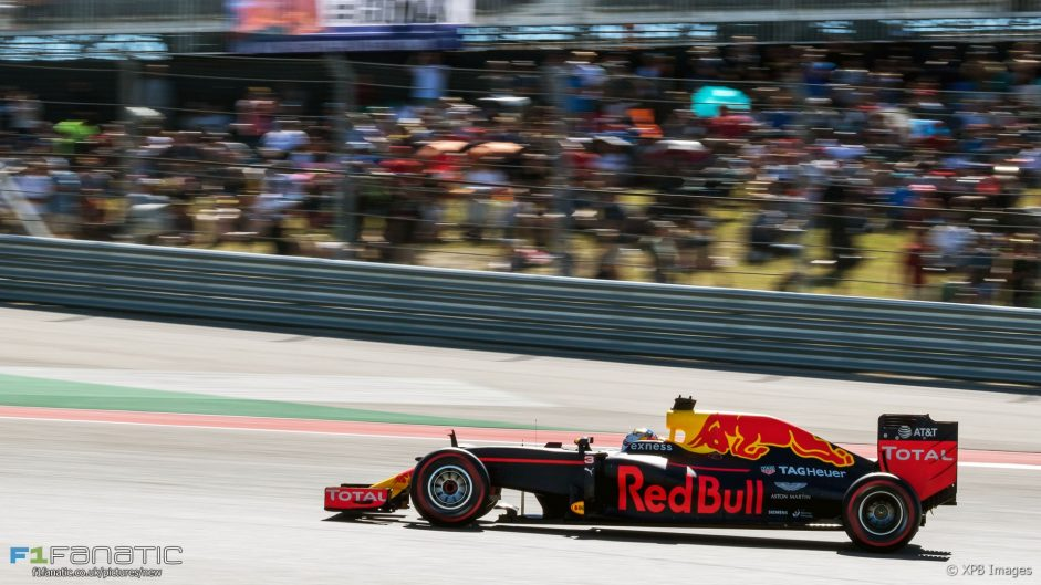 2016 United States Grand Prix qualifying and final practice in pictures