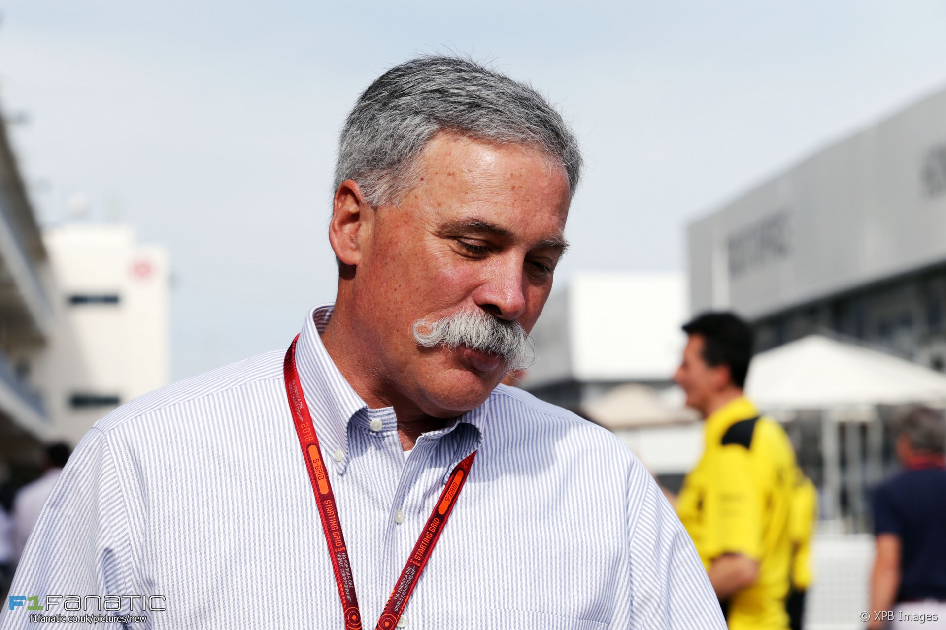 Chase Carey, Circuit of the Americas, 2016