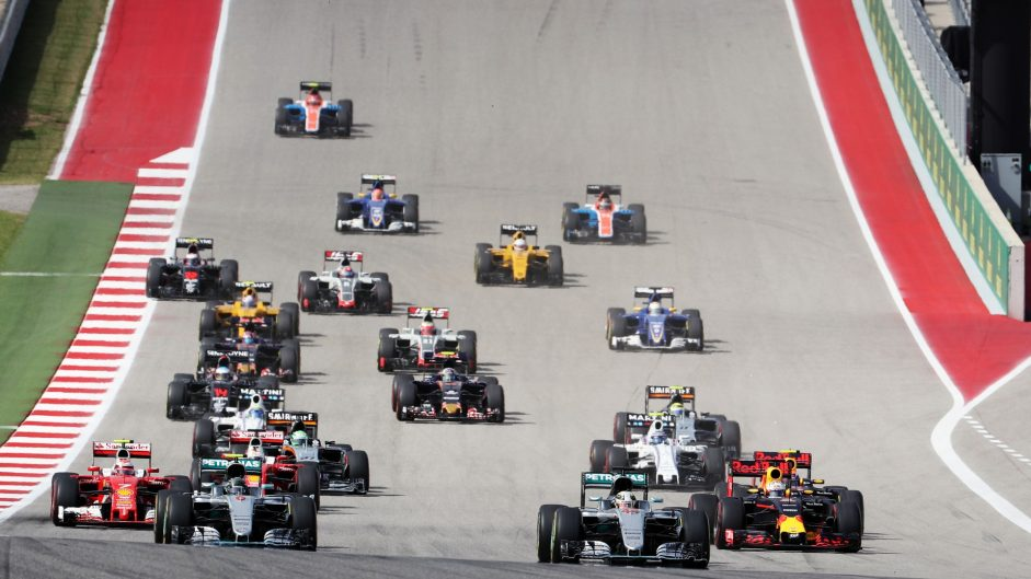 Rate the race: 2016 United States Grand Prix