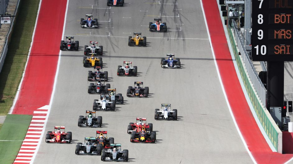 Vote for your 2016 United States Grand Prix Driver of the Weekend