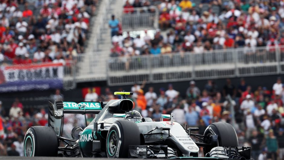2016 United States Grand Prix tyre strategies and pit stops