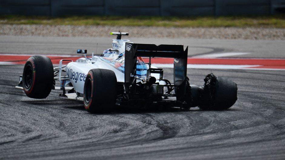 Valtteri Bottas, Williams, Circuit of the Americas, 2016