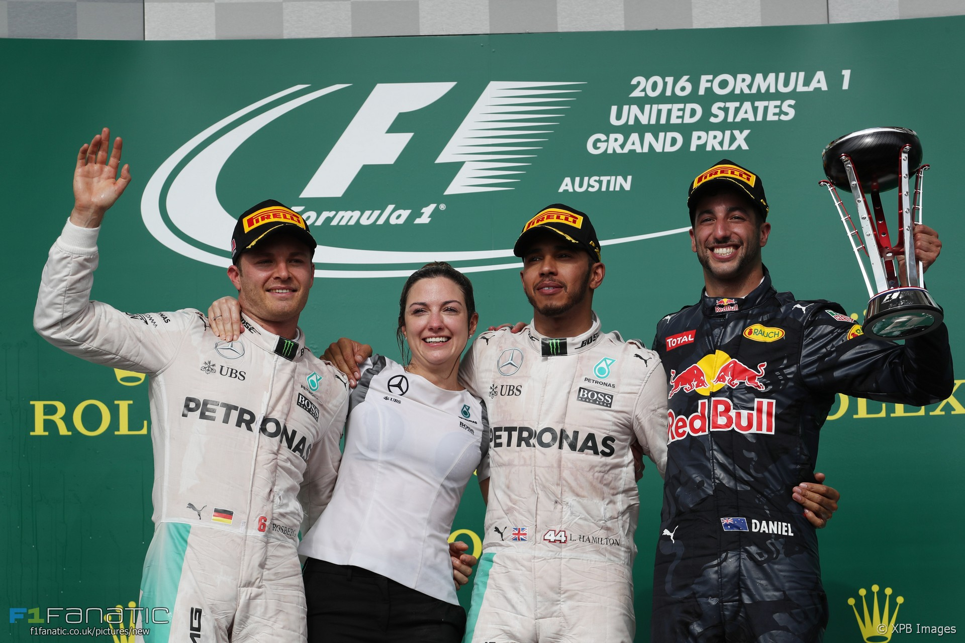 lewis hamilton mercedes circuit of the americas 2016 f1 fanatic. Black Bedroom Furniture Sets. Home Design Ideas