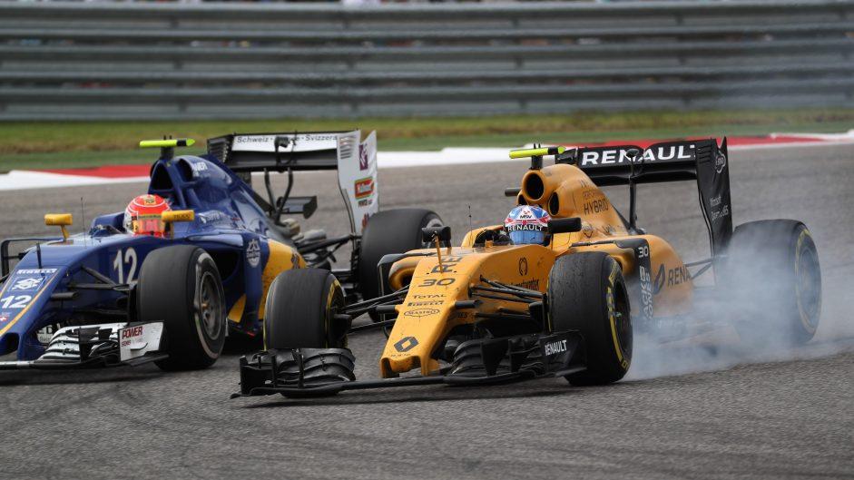 Felipe Nasr, Sauber, Circuit of the Americas, 2016