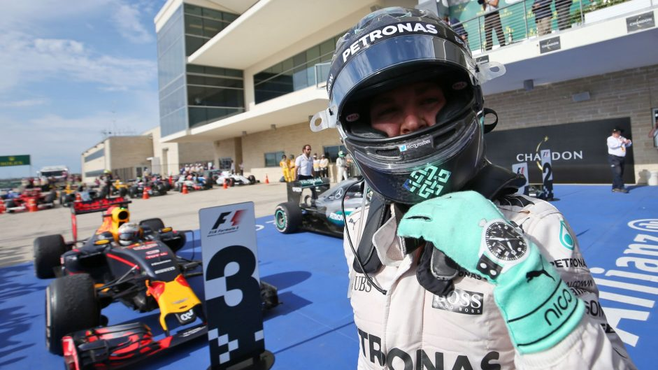 Rosberg can become champion at this weekend's race