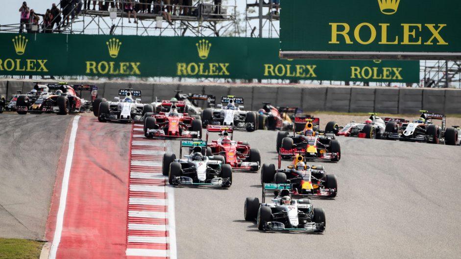 2016 United States Grand Prix driver ratings