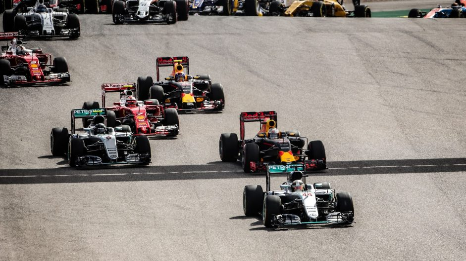 Liberty won't offer voting rights to F1 teams