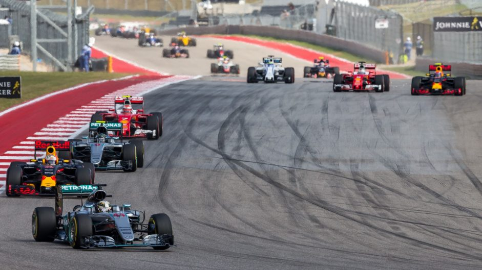 2016 United States Grand Prix in pictures