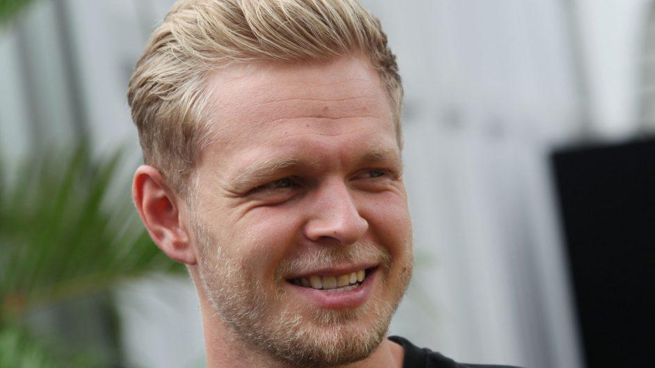 Haas confirms Magnussen will partner Grosjean in 2017
