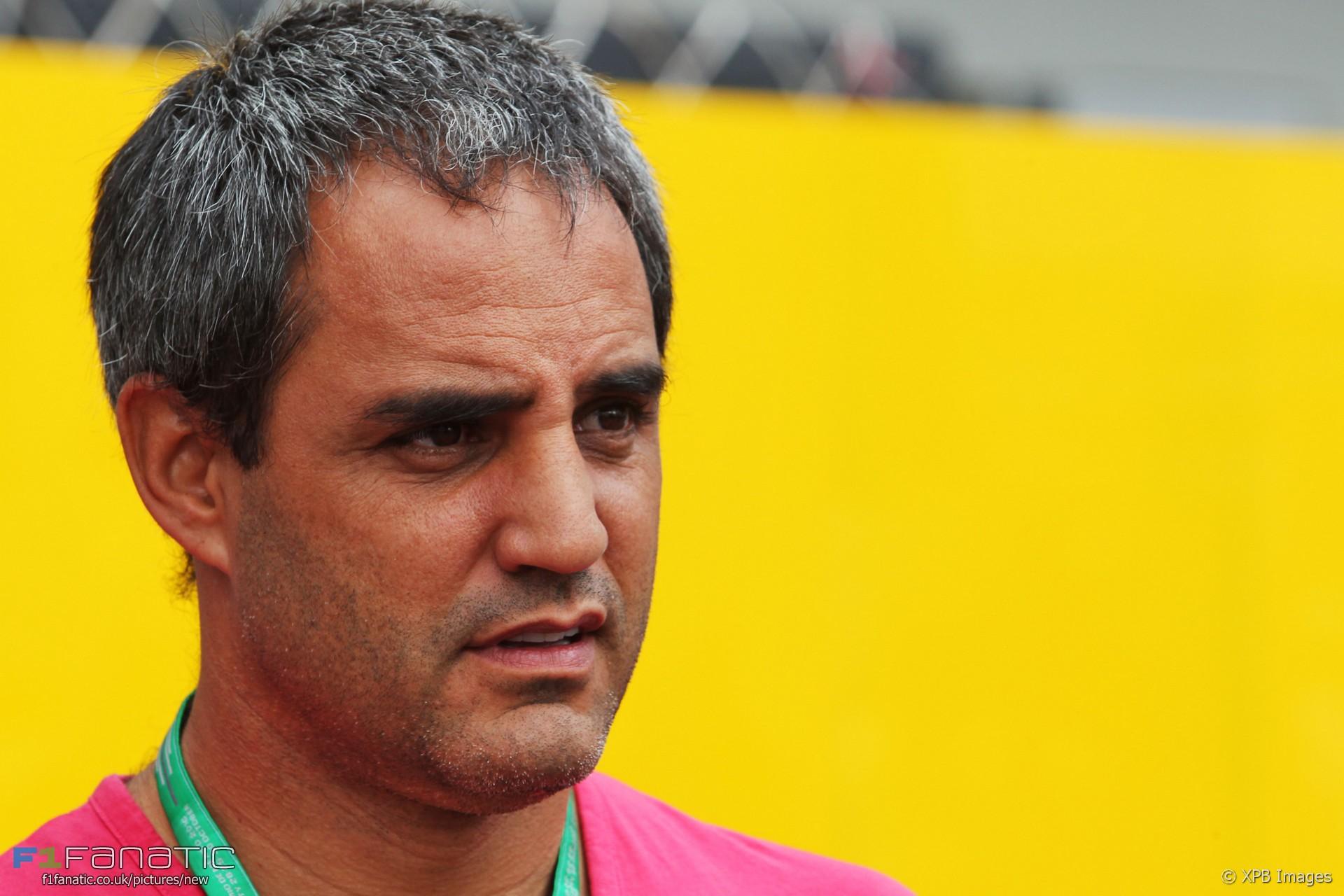 Juan Pablo Montoya, Autodromo Hermanos Rodriguez, 2016