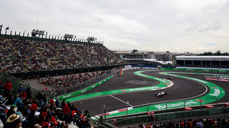 Mexico City could host IndyCar and F1 races in same month