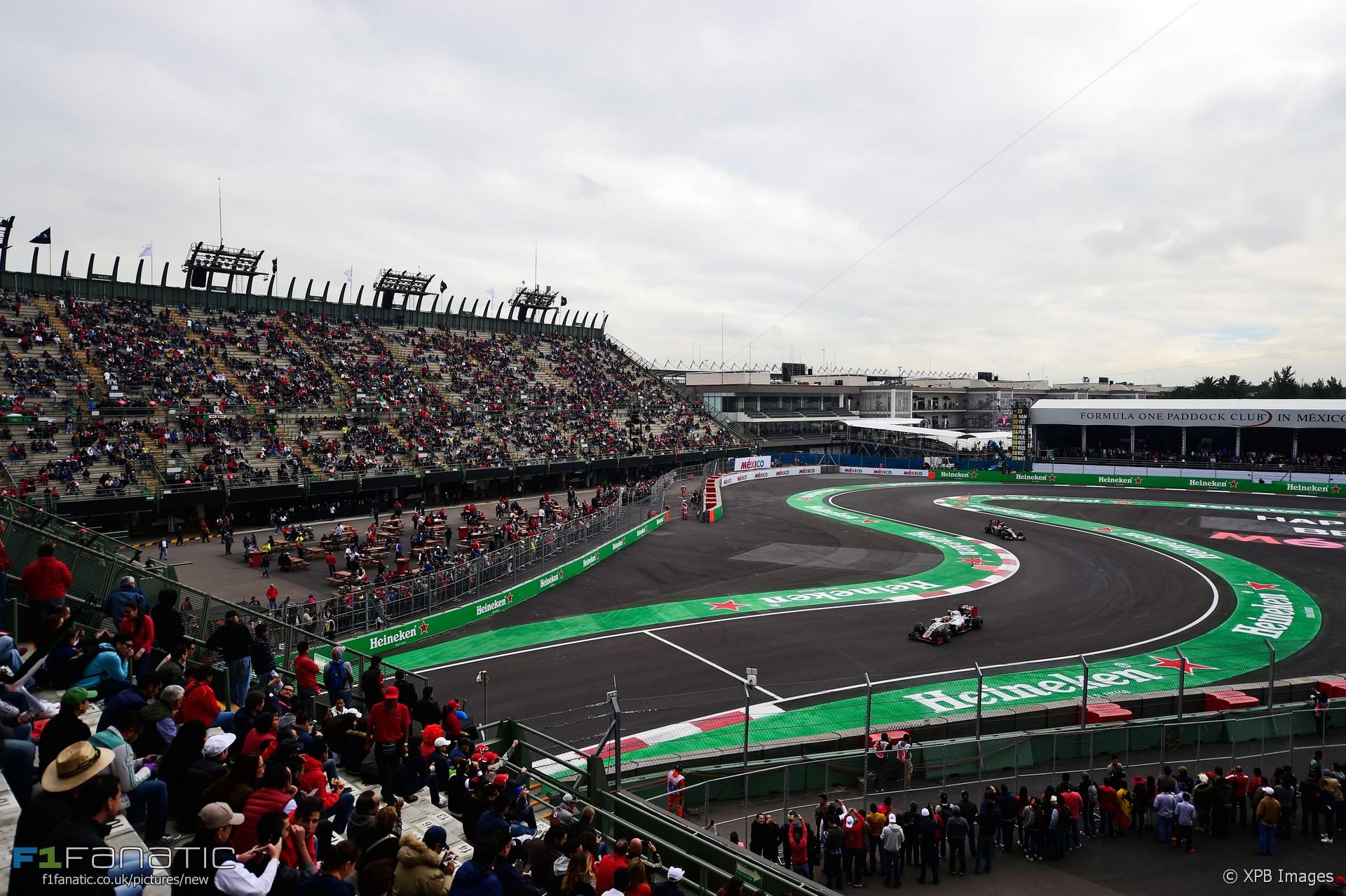 Esteban Gutierrez, Haas, Autodromo Hermanos Rodriguez, 2016