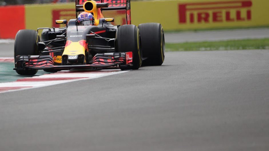 Verstappen tops final Mexican practice