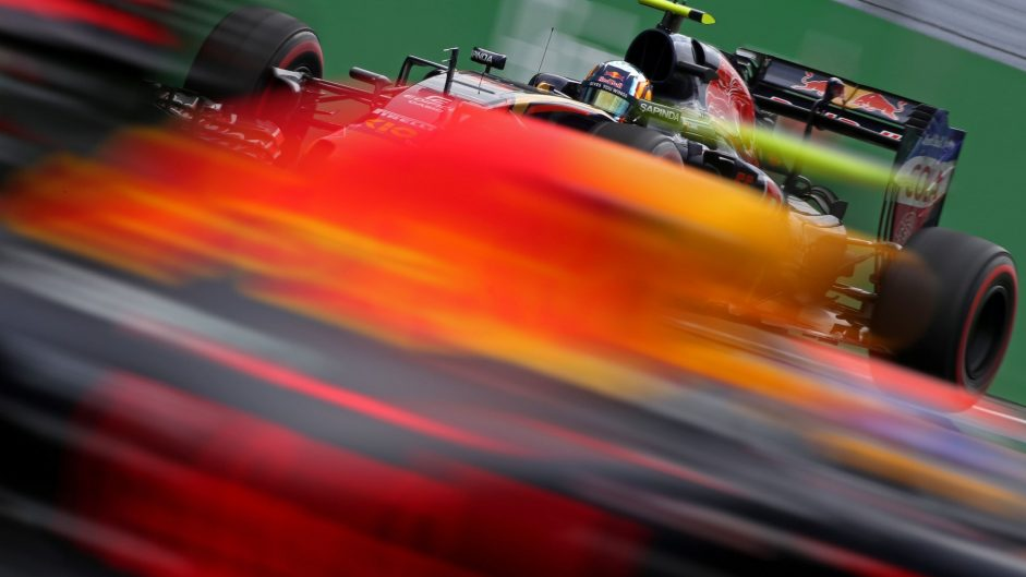 2016 Mexican Grand Prix practice in pictures