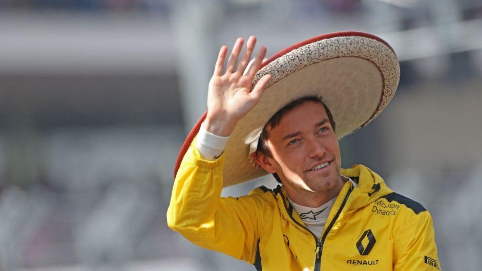 Jolyon Palmer, Renault, Autodromo Hermanos Rodriguez, 2016