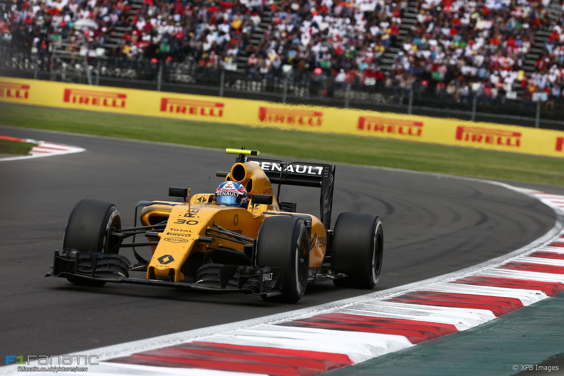 jolyon palmer renault autodromo hermanos rodriguez 2016 f1 fanatic. Black Bedroom Furniture Sets. Home Design Ideas