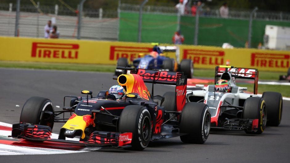2016 Mexican Grand Prix driver ratings