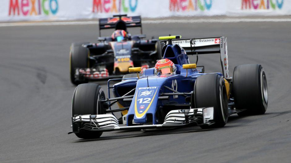 Felipe Nasr, Sauber, Autodromo Hermanos Rodriguez, 2016