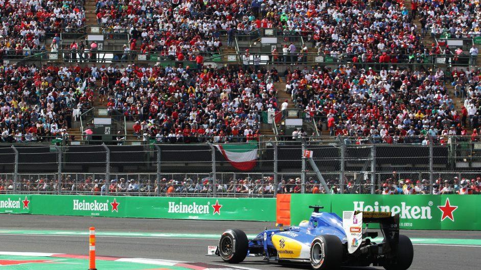 Marcus Ericsson, Sauber, Autodromo Hermanos Rodriguez, 2016