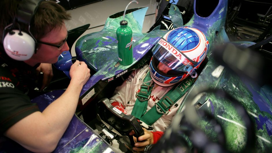 Jenson Button, Honda, 2007