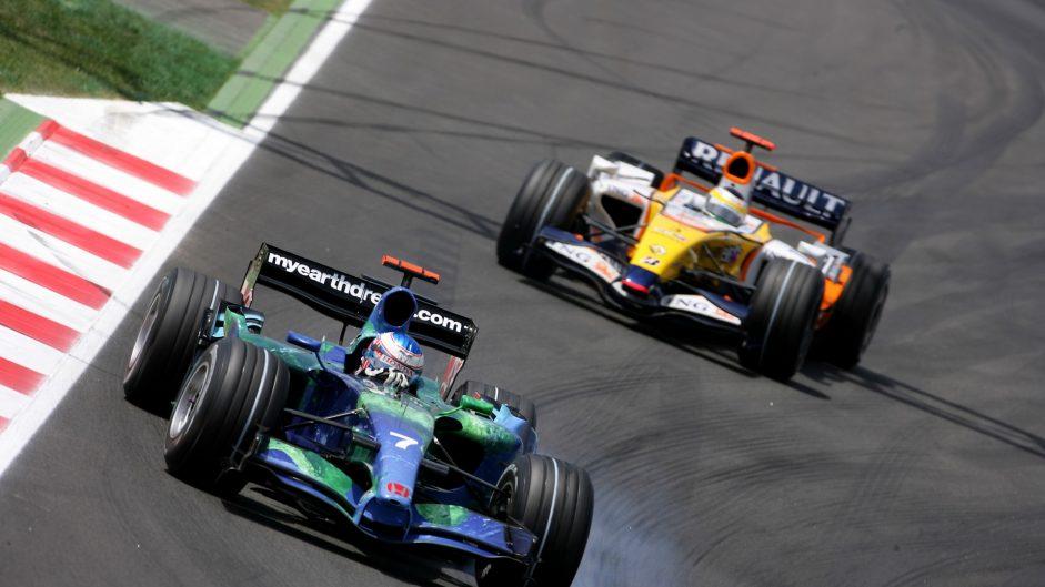 Jenson Button, Honda, Circuit de Catalunya, 2007