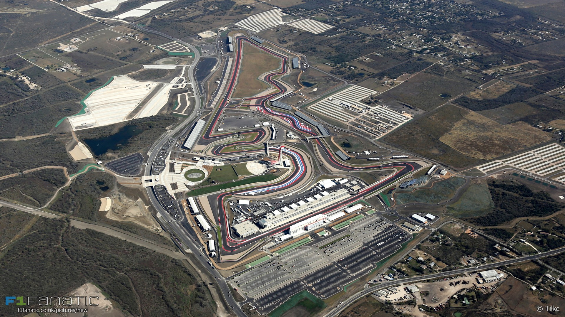 Circuit of the Americas - track information · RaceFans on