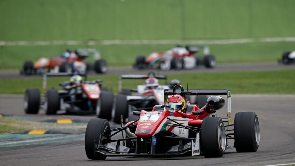 Lance Stroll, Prema, European F3, Imola, 2016