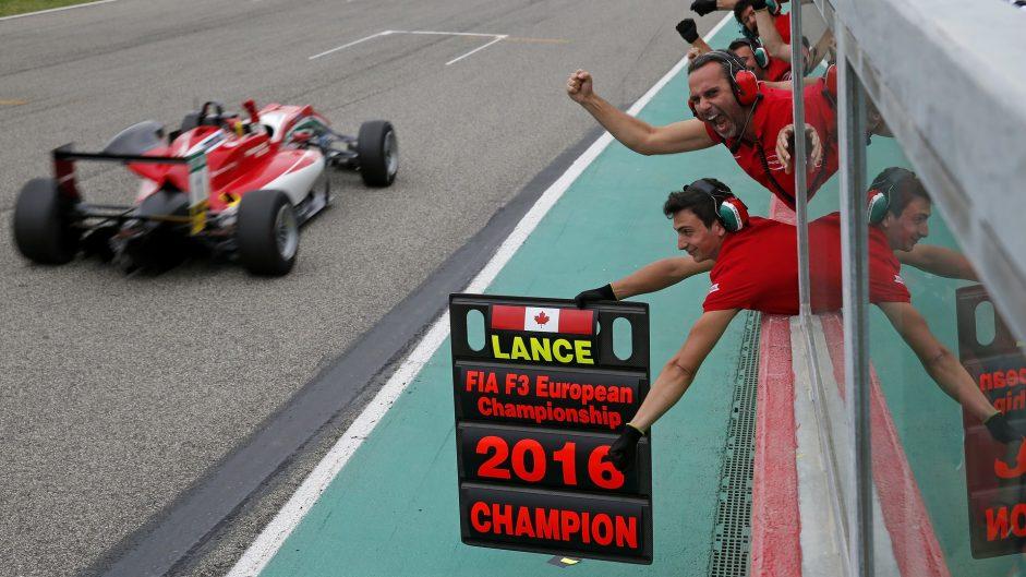 Formula Three, Formula Renault and BTCC titles won