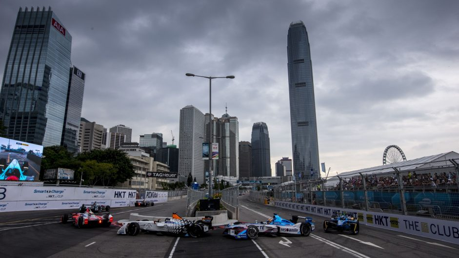 Rosberg not looking for Formula E drive