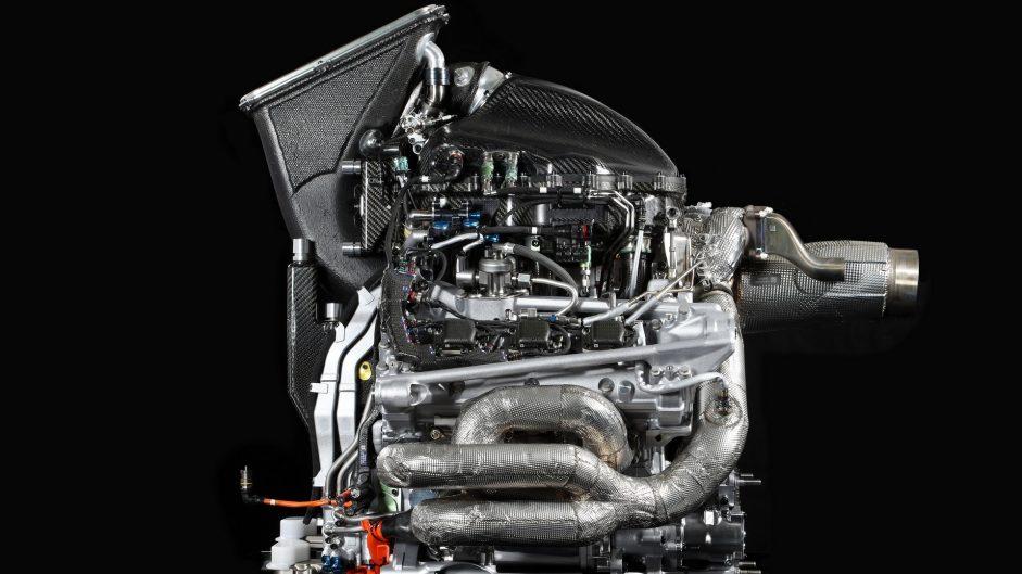 Honda RA616H power unit, 2016