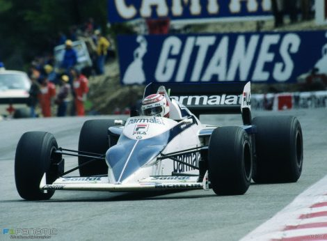 Nelson Piquet, Brabham, Spa-Francorchamps, 1983