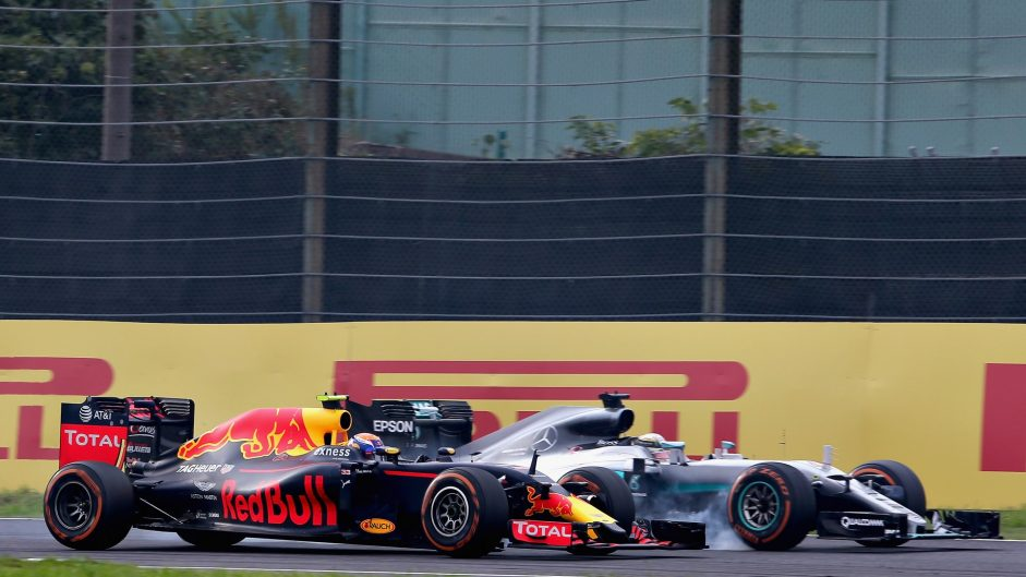 "Wolff blames Verstappen protest on ""miscommunication"""