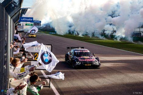 Marco Wittmann, BMW, DTM, Hockenheimring, 2016