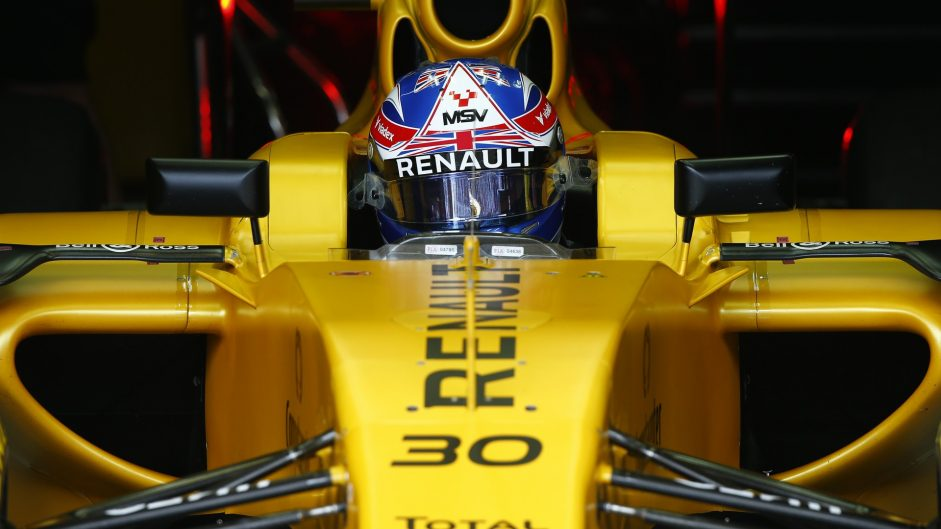 2017 Renault 'looks awesome, feels quick' – Palmer