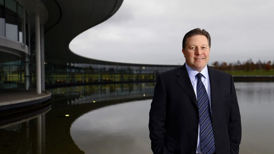 Zak Brown to join McLaren as executive director