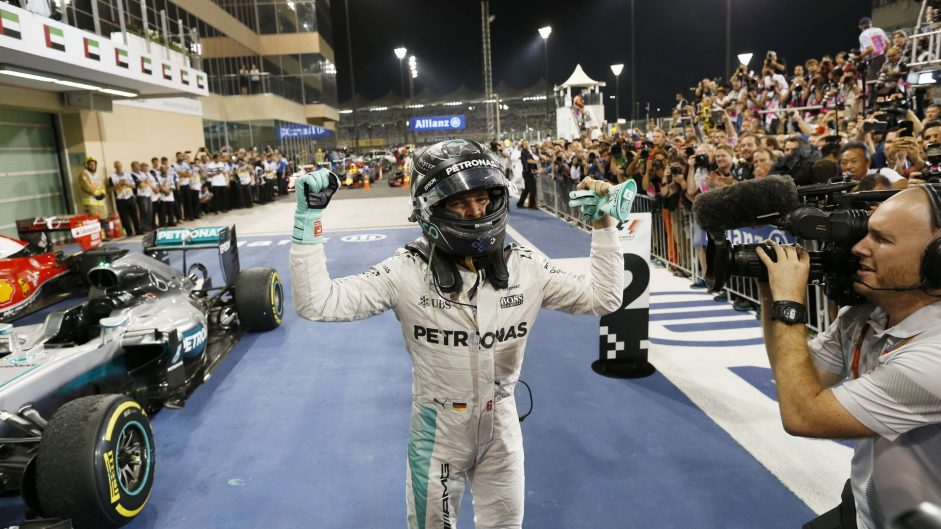 Is Rosberg a deserving world champion?
