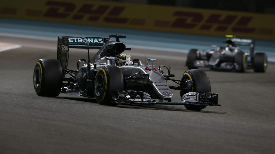 Lowe refused to give Hamilton a second order to speed up