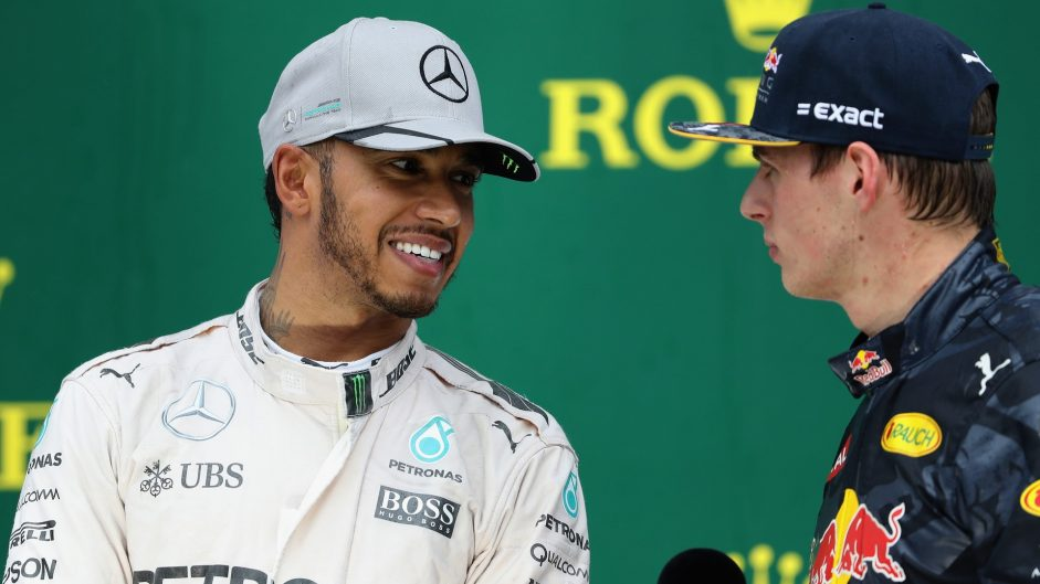 Only Verstappen could threaten Hamilton – Ecclestone