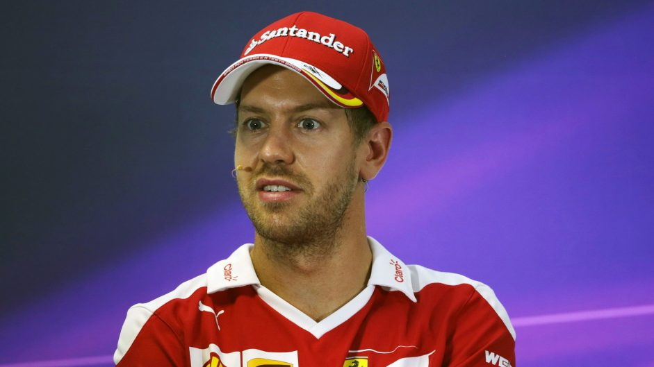 Ferrari ask for review of Vettel's Mexican GP penalty