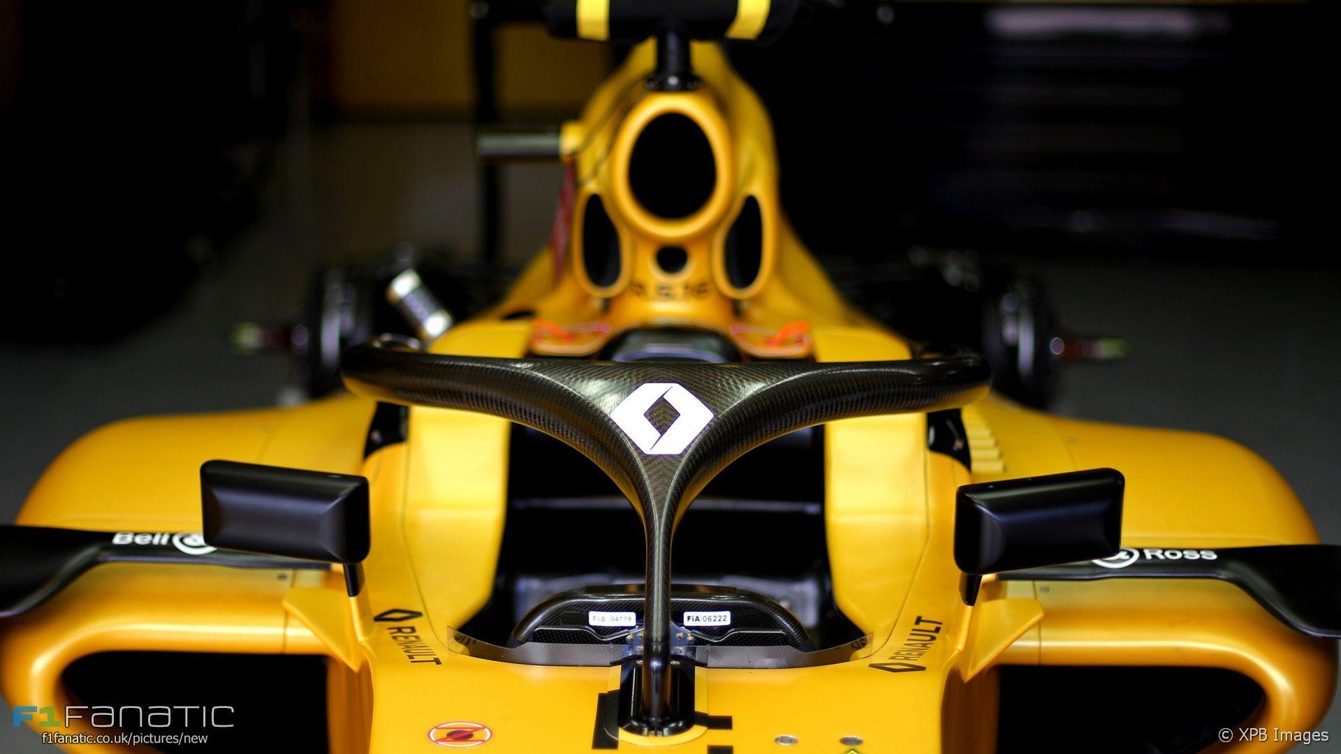 Halo, Renault, Interlagos, 2016
