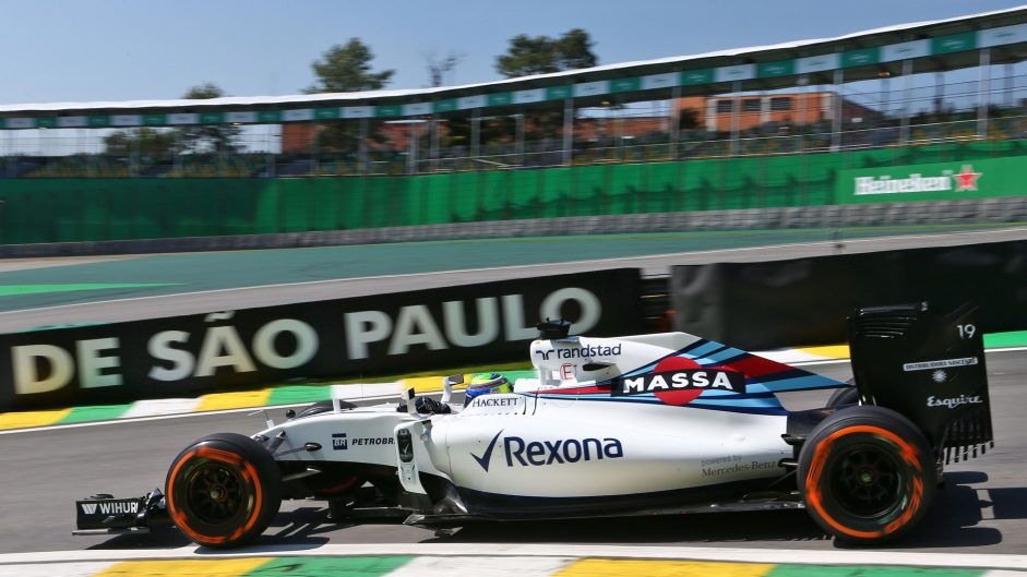 2016 F1 season driver rankings #18: Massa