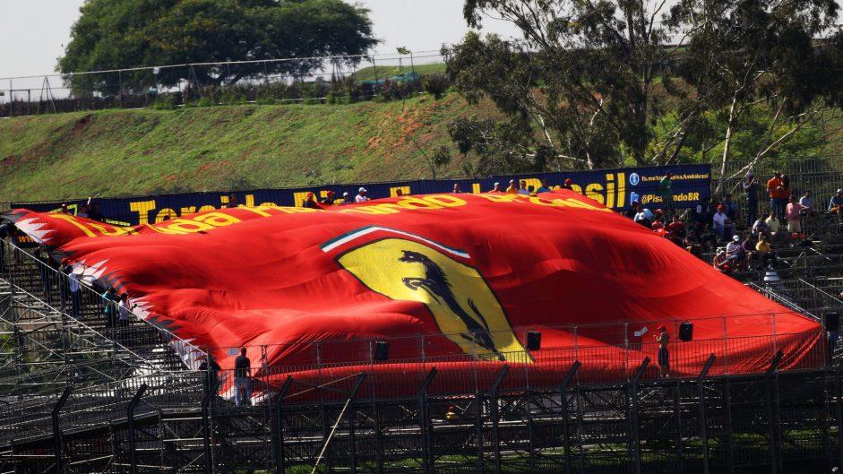 Ferrari, Interlagos, 2016
