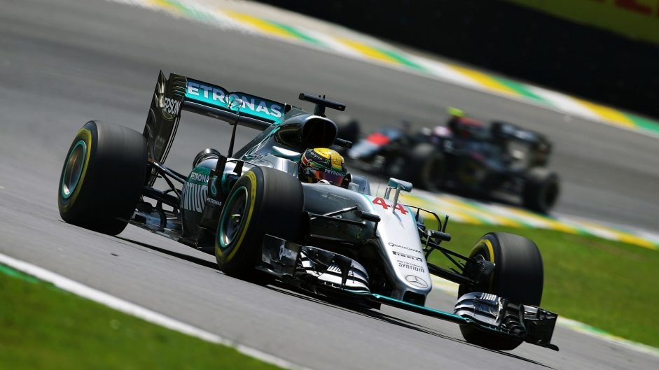 Mercedes should have company at the front when the weather changes