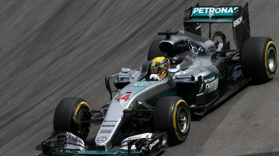2016 Brazilian Grand Prix grid