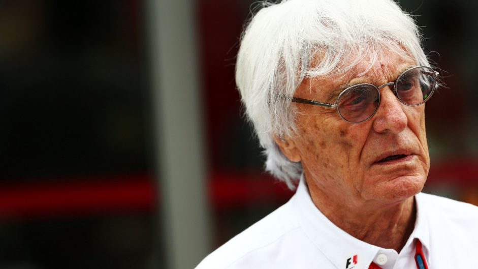 Ecclestone's departure confirmed by Liberty Media as it completes F1 takeover