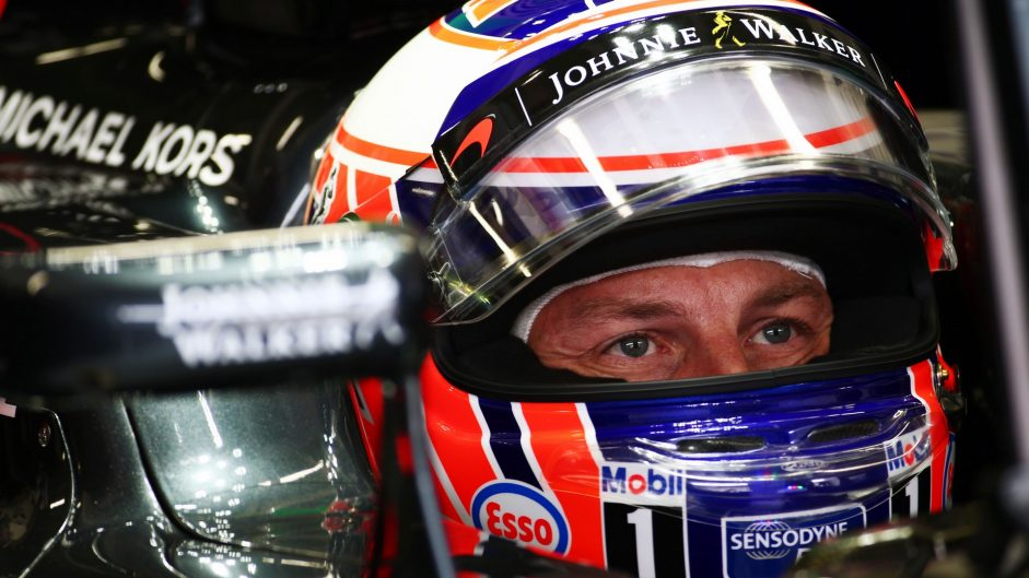 "Button: ""I'm thinking this will be my last race"""