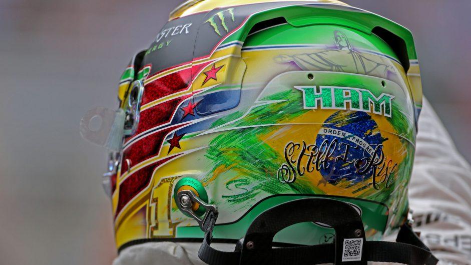 Hamilton: F1 mustn't lose Brazilian Grand Prix